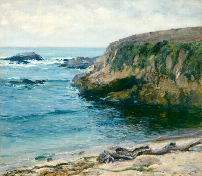Guy Rose Pebble Beach