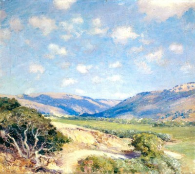 Guy Rose Carmel Valley